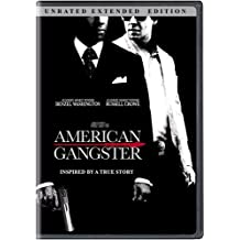 American Gangster (Single Disc / Unrated / Extended Version) by Universal Studios