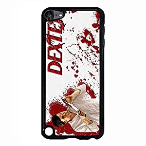 Ipod Touch 5th Generation Case Cover Personalized Bloody Horror TV Show Dexter Phone Case Cover for Ipod Touch 5th Generation Dexter Fantasy