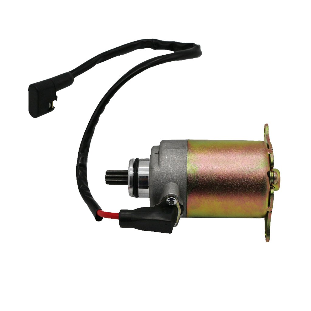 Amazon com: Dolity 12V Motorcycle Electric Starter Motor for