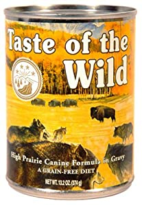 Taste Of The Wild Canned Dog Food Uk Only