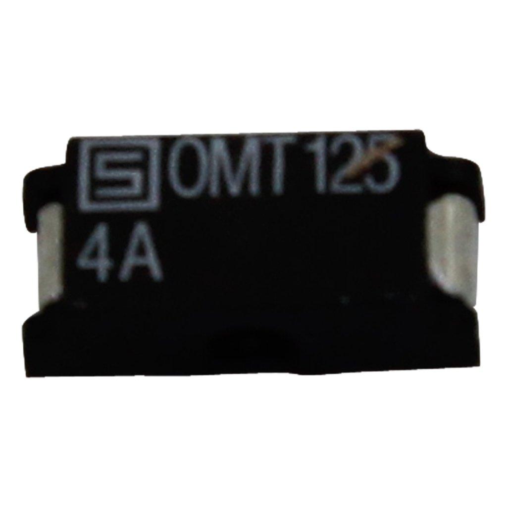 2x 3404.0020.11 Fuse fuse quick blow ceramic 8A 125VAC 125VDC 74x31x26mm SCHURTER