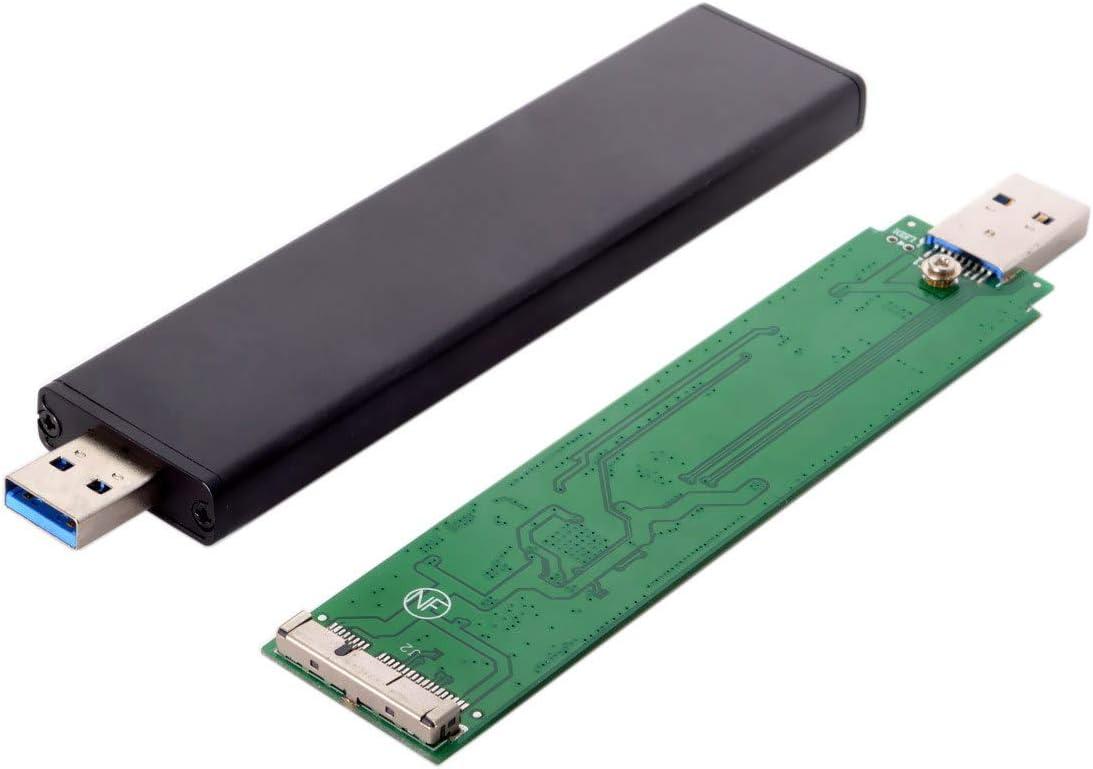17 Broches. JSER U3-009-015-089-LIST pour SSD 2012 7
