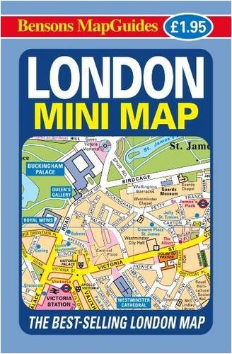 Download London Mini Map pdf epub