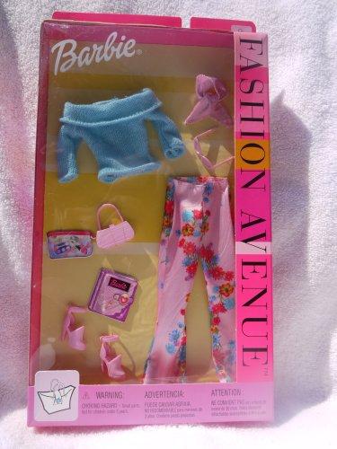 Mattel Barbie Fashion Avenue CHARM FASHION with Turquoise...