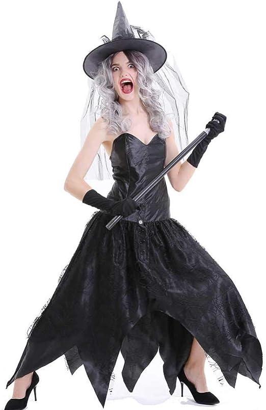GWNJSSX Disfraz De Hada De Halloween para Mujeres Adultas Vampiro ...