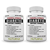 Nuturna® - Helps Promote Normal Blood Sugar Levels - 28 Herbs Vitamins & Minerals to Support Healthy Blood Sugar Levels, Healthy Body Weight & Extra Energy - Diabetic Multivitamin For Men & Women
