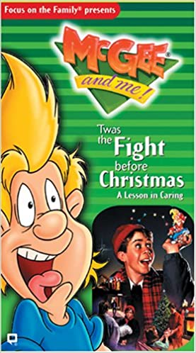 Twas The Fight Before Christmas.Amazon Com Mcgee And Me Twas The Fight Before Christmas