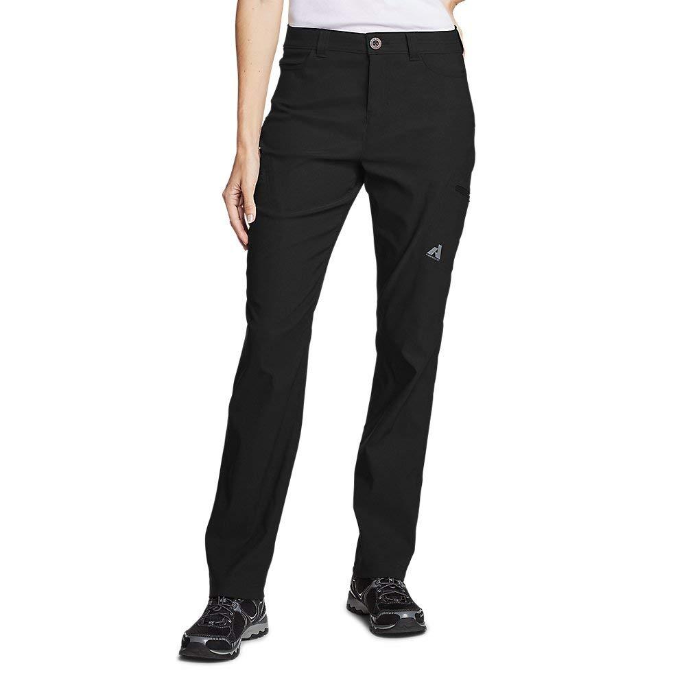 Eddie Bauer Women's Guide Pro Pants, Black Tall 20 by Eddie Bauer
