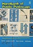 Handbook of Public Pedagogy, , 0415801273