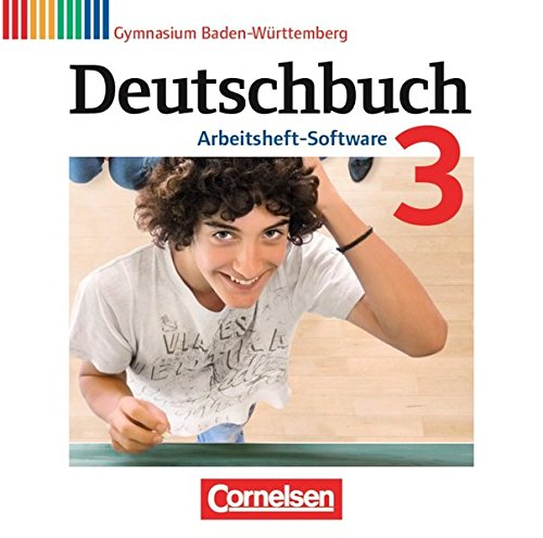 Deutschbuch 3: 7. Schuljahr. Gymnasium Baden-Württemberg. Übungs-CD-ROM zum Arbeitsheft