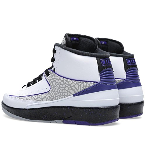 Air Jordan 2 Retro Bg - 6y Concord - 395718 153
