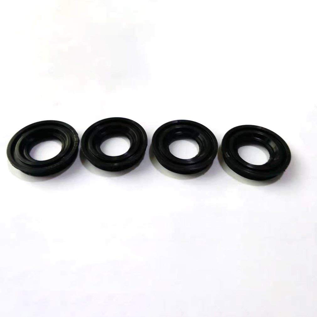 4Pcs//Set Rocker Cover Injector Seal Fuel Injector Seal For Ford Transit