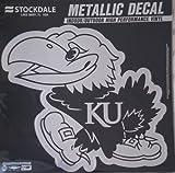 jayhawk window decal - Kansas Jayhawks 12
