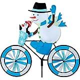 Bike Spinner - Snowman