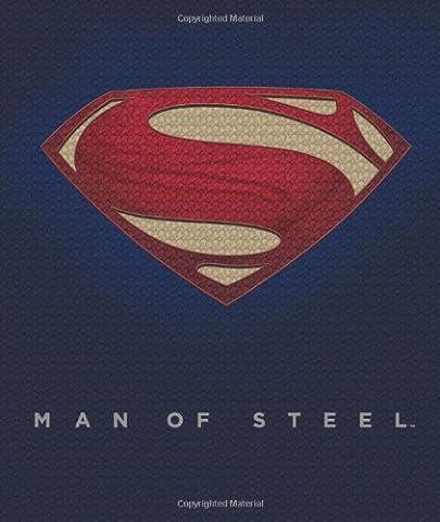 Man of Steel: Inside the Legendary World of Superman (Books By Daniel Steel)