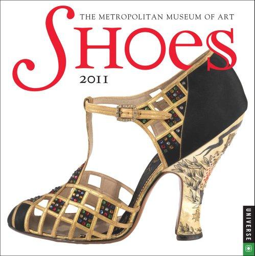 Shoes: 2011 Mini Wall Calendar ()