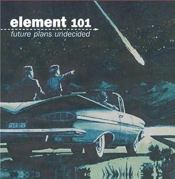 amazon future plans undecided element 101 ヘヴィーメタル 音楽
