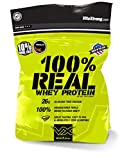 100% Real Whey Protein Strawberry Blast 2lb - Best Reviews Guide