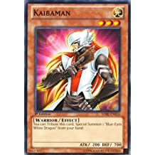 Yu-Gi-Oh! - Kaibaman (SDBE-EN014) - Structure Deck: Saga of Blue-Eyes White Dragon - Unlimited Edition - Common by Yu-Gi-Oh!