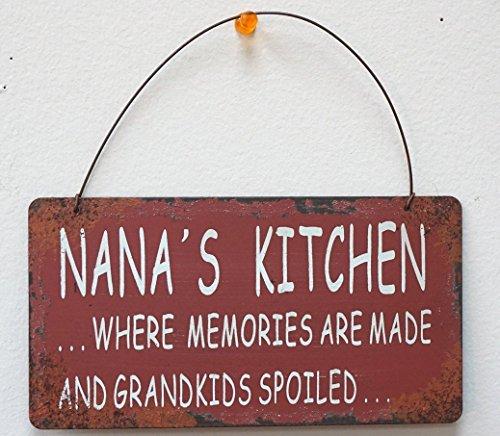 Rustic Red Nana