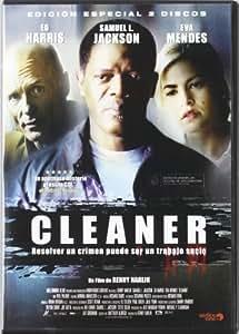 Cleaner (Edición especial) [DVD]