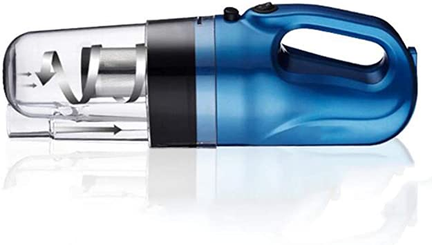Aspirador del coche mini aspirador del coche aspirador potente portátil para el hogar y la oficina (color : Azul): Amazon.es: Bricolaje y herramientas