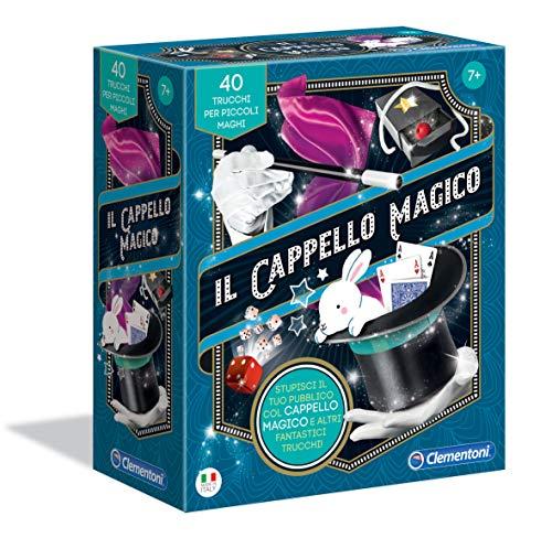 Clementoni 16184 - Gorro mágico de Juegos de Mesa, Multicolor