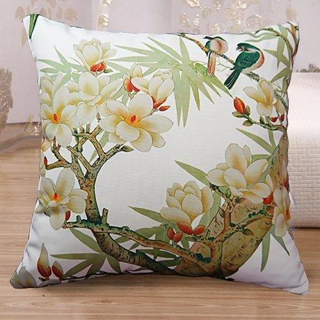 Amazon.com: fablegent elegante y decorativo Throw Pillow ...