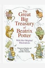 The Great Big Treasury of Beatrix Potter Kindle Edition