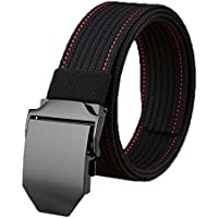 ITIEZY Tactical Belt, Men Waist Belt Nylon Military Style...
