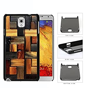 Aged Laminate Hardwood Floor Hard Plastic Snap On Cell Phone Case Samsung Galaxy Note 3 III N9000 N9002 N9005