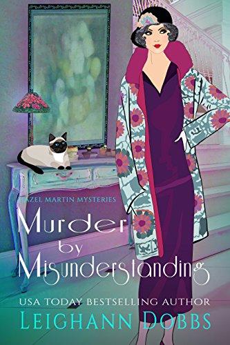 Murder by Misunderstanding (Hazel Martin Mysteries Book 2)