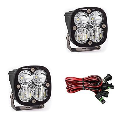 Baja Designs, 497803, LED Light, Squadron Pro, Black, Driving/Combo, Pair: Automotive [5Bkhe2010655]
