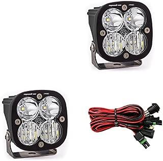 product image for Baja Designs, 497803, LED Light, Squadron Pro, Black, Driving/Combo, Pair