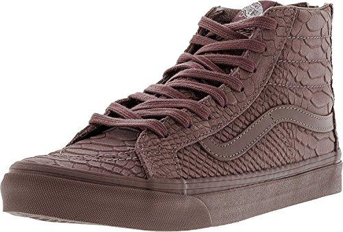 Vans Unisex Vans SK8-Hi Slim Zip Sneaker (Mono Python) Dämmerung Mauve
