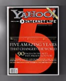 img - for Yahoo! Internet Life Magazine-Sept., 2001. Collector's Edition; Anniversary Issue; 5 Years That Changed the World; 80 Most Popular Sites; 17 Who Shaped the Net; 8 Noted Writers;30 Greatest Net Events book / textbook / text book