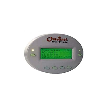 OutBack Power MATE Digital Display and System Control RS232 by OutBack Power