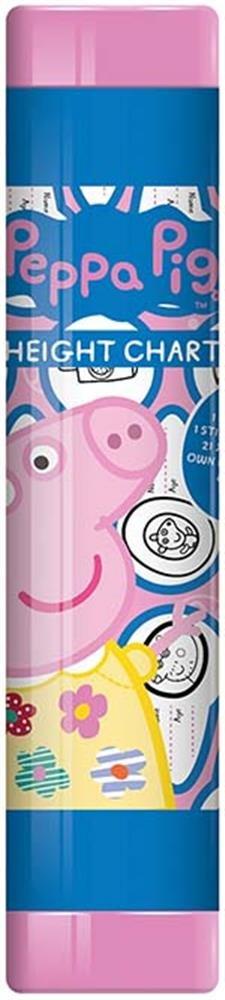 Peppa Pig Children's Height Chart 160cm 15