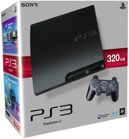 Sony PlayStation 3 - Consola 320 GB (Reacondicionado Certificado ...