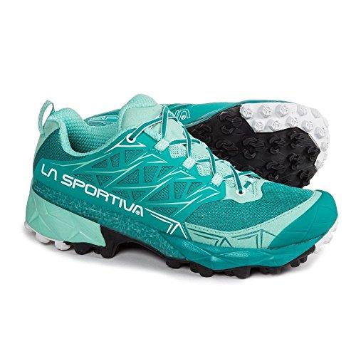喜び相反する小康(ラスポルティバ) La Sportiva レディース ランニング?ウォーキング シューズ?靴 Akyra Trail Running Shoes [並行輸入品]