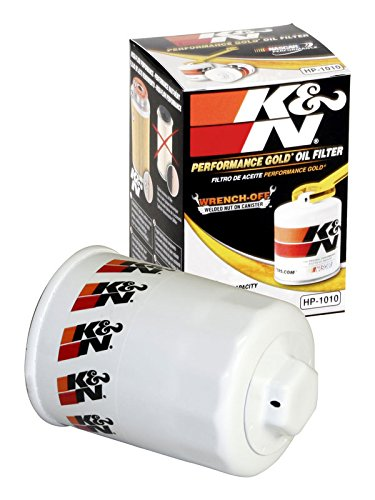 HP-1010 K&N Performance Oil Filter; AUTOMOTIVE (Automotive Oil Filters):