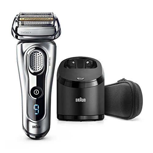 Braun Series 9 9290cc Men's Electric Foil Shaver, Wet and Dry with...