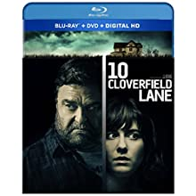 10 Cloverfield Lane [Blu-ray] (2016)