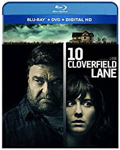 Amazon Com 10 Cloverfield Lane Blu Ray John Goodman