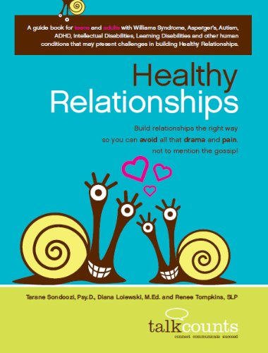 Healthy Relationships for Special Needs pdf epub