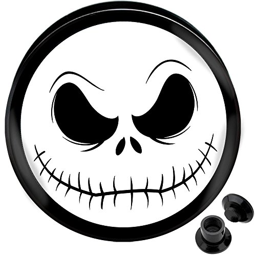 0 Plugs Ears 0 gauges 0g Plugs Tunnels Silicone Earrings Men Stone Glass Steel Single Double Flare 0g 8mm