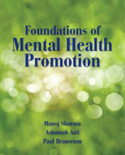 Foundation Of Mental Health Promotions