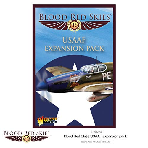 (Blood Red Skies Warlord Games USAAF Expansion Pack)