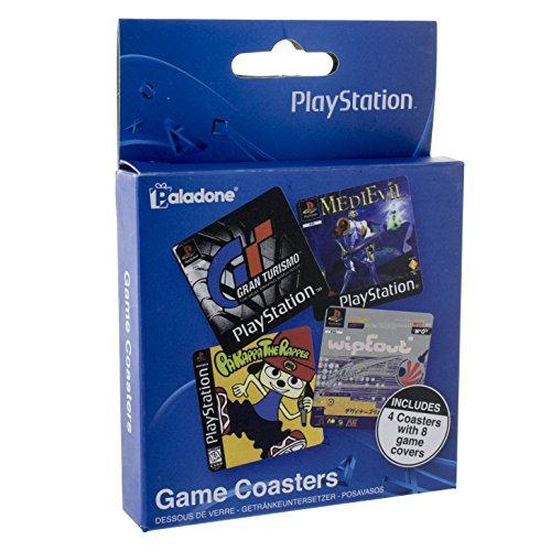 Playstation Game Coasters - Paladone