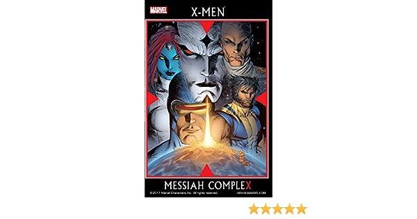X-Men: Messiah Complex (English Edition)